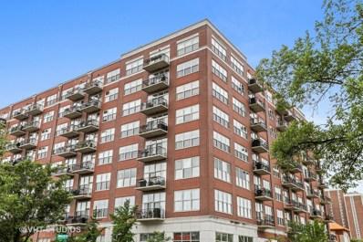 6 S Laflin Street UNIT 510, Chicago, IL 60607 - #: 10073031