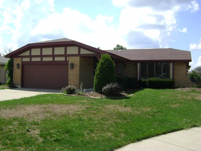 17622 Redwood Lane, Tinley Park, IL 60487 - MLS#: 10073069