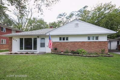 444 Indianwood Boulevard, Park Forest, IL 60466 - #: 10073109