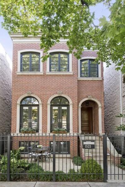 1521 W George Street, Chicago, IL 60657 - MLS#: 10073245