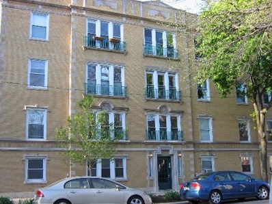 1608 W WINONA Street UNIT 1, Chicago, IL 60640 - MLS#: 10073313