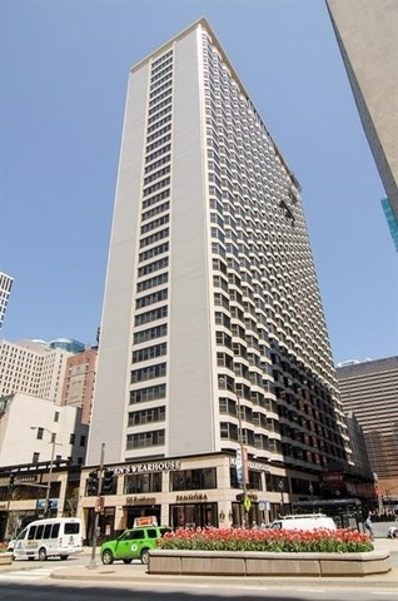 535 N Michigan Avenue UNIT 1312, Chicago, IL 60611 - MLS#: 10073404