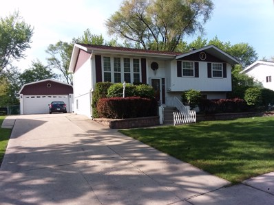 1134 Bradford Lane, Schaumburg, IL 60193 - MLS#: 10073449