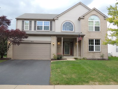 1917 Windstone Drive, Plainfield, IL 60586 - MLS#: 10073605