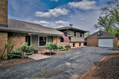 6411 S Garfield Avenue, Burr Ridge, IL 60527 - #: 10073671