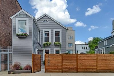1646 W ONTARIO Street, Chicago, IL 60622 - #: 10073831