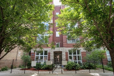 2117 W Rice Street UNIT 1W, Chicago, IL 60622 - MLS#: 10073842