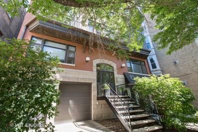 1122 W Armitage Avenue UNIT 101, Chicago, IL 60614 - #: 10073898