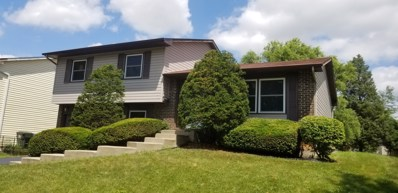 38 W Wrightwood Avenue, Glendale Heights, IL 60139 - MLS#: 10074003