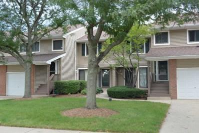 1089 Hidden Lake Drive UNIT 1089, Buffalo Grove, IL 60089 - MLS#: 10074038