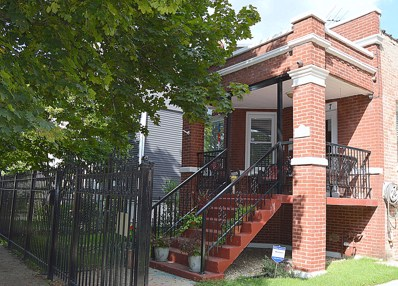 1627 N Tripp Avenue, Chicago, IL 60639 - MLS#: 10074272