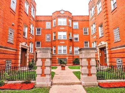 2300 W Granville Avenue UNIT 3N, Chicago, IL 60659 - #: 10074315