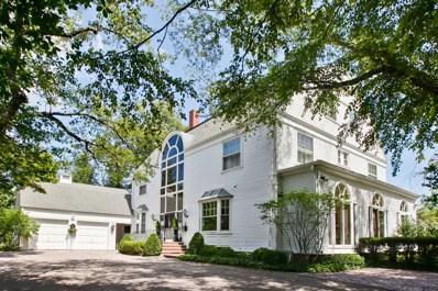 695 Prospect Avenue, Winnetka, IL 60093 - MLS#: 10074328