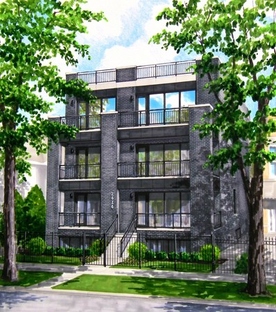 2424 W Lyndale Street UNIT 3, Chicago, IL 60647 - #: 10074753