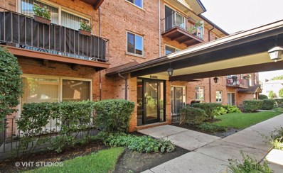 8421 W Gregory Street UNIT 201, Chicago, IL 60656 - MLS#: 10074763