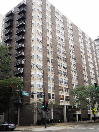 3033 N Sheridan Road UNIT 1410, Chicago, IL 60657 - #: 10074783