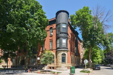 832 W Wrightwood Avenue UNIT 1, Chicago, IL 60614 - MLS#: 10074817