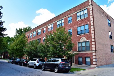 2048 W Hood Avenue UNIT 1B, Chicago, IL 60659 - #: 10074870
