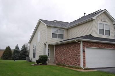 1512 Cottonwood Trail, Yorkville, IL 60560 - MLS#: 10074881
