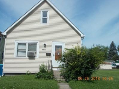 3312 Emerald Avenue, Steger, IL 60475 - MLS#: 10074998