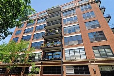 850 W ADAMS Street UNIT 6C, Chicago, IL 60607 - MLS#: 10075118