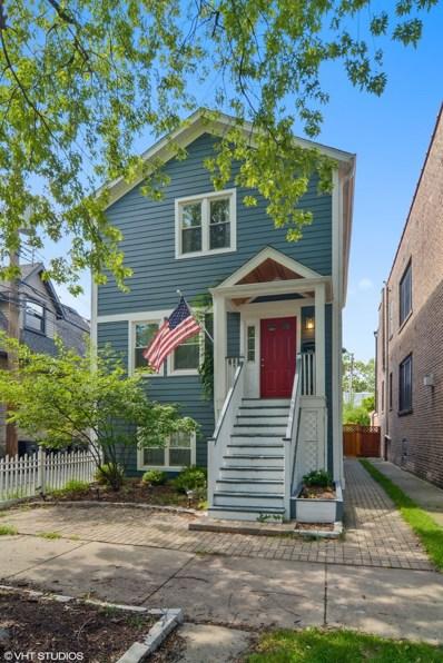 3614 N HAMILTON Avenue, Chicago, IL 60618 - MLS#: 10075202