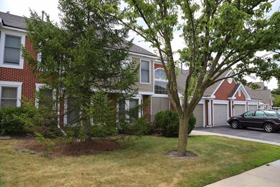 1884 Fox Run Drive UNIT A7, Elk Grove Village, IL 60007 - MLS#: 10075257