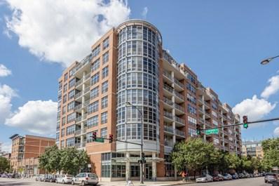 1200 W MONROE Street UNIT 515, Chicago, IL 60607 - MLS#: 10075259