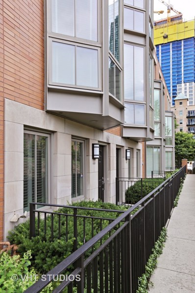 456 E North Water Street UNIT D, Chicago, IL 60611 - #: 10075305