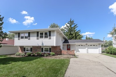 1360 Nottingham Lane, Hoffman Estates, IL 60169 - #: 10075437