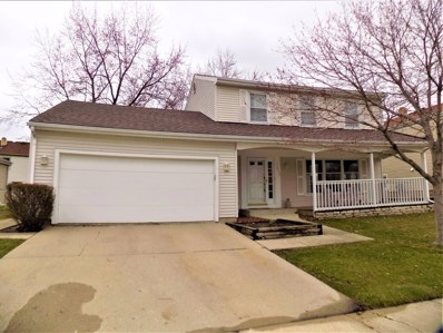 1335 Logsdon Lane, Buffalo Grove, IL 60089 - MLS#: 10075524