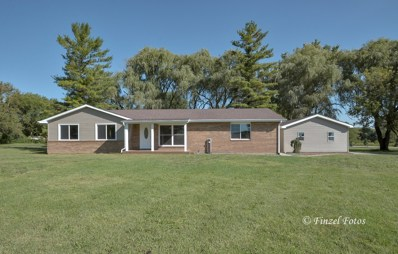 19016 Kishwaukee Valley Road, Marengo, IL 60152 - #: 10075549