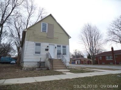 12457 S Eggleston Avenue, Chicago, IL 60628 - #: 10075589