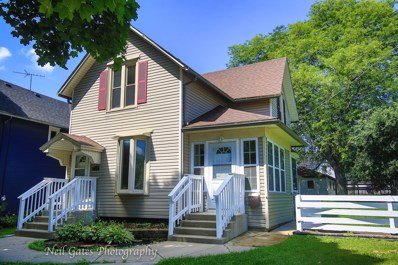 162 Jewett Street, Elgin, IL 60123 - MLS#: 10075812