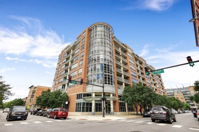 1200 W Monroe Street UNIT 914, Chicago, IL 60607 - MLS#: 10076025
