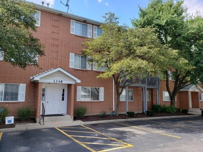 1348 S Lorraine Road UNIT C, Wheaton, IL 60189 - MLS#: 10076146