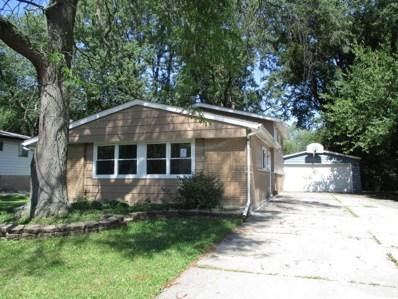 314 Illinois Street, Park Forest, IL 60466 - MLS#: 10076243