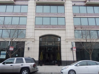 451 W Huron Street UNIT 1101, Chicago, IL 60654 - #: 10076249