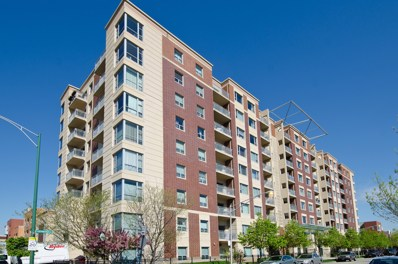 100 N Hermitage Avenue UNIT 603, Chicago, IL 60612 - #: 10076435