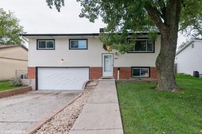 58 E Schubert Avenue, Glendale Heights, IL 60139 - #: 10076596
