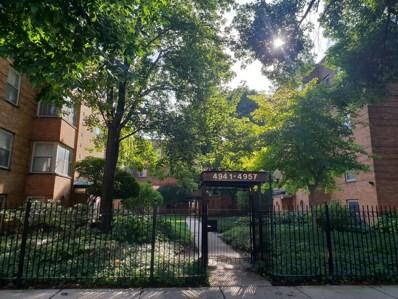 4955 N Wolcott Avenue UNIT 3A, Chicago, IL 60640 - MLS#: 10076677