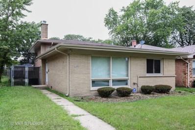 14404 Ingleside Avenue, Dolton, IL 60419 - MLS#: 10076737