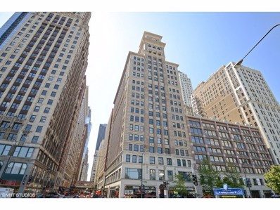 6 N Michigan Avenue UNIT 1309, Chicago, IL 60602 - #: 10076809