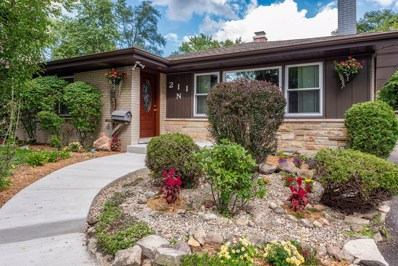 211 N Pierce Avenue, Wheaton, IL 60187 - #: 10076813