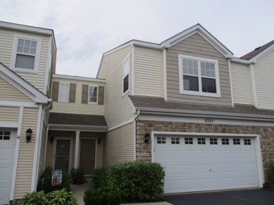 6745 Slate Drive UNIT 6745, Carpentersville, IL 60110 - MLS#: 10076876