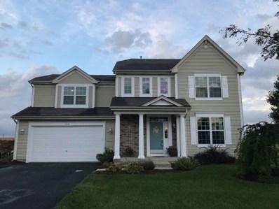 330 Hemlock Lane, Oswego, IL 60543 - #: 10077103