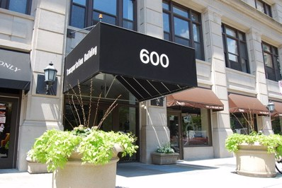 600 S Dearborn Street UNIT 701, Chicago, IL 60605 - #: 10077166