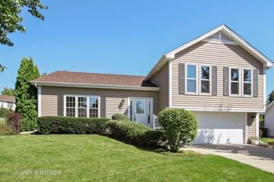 1256 Amberwood Drive, Crystal Lake, IL 60014 - #: 10077273