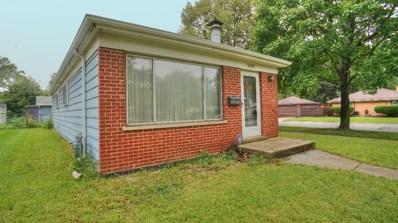 16900 Orchard Ridge Avenue, Hazel Crest, IL 60429 - #: 10077405