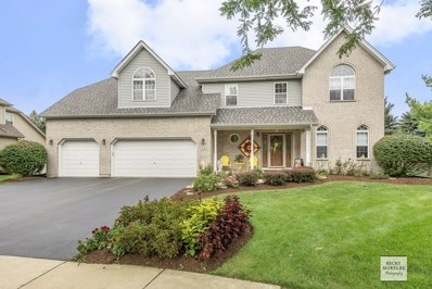 325 Ash Grove Lane, Oswego, IL 60543 - MLS#: 10077409